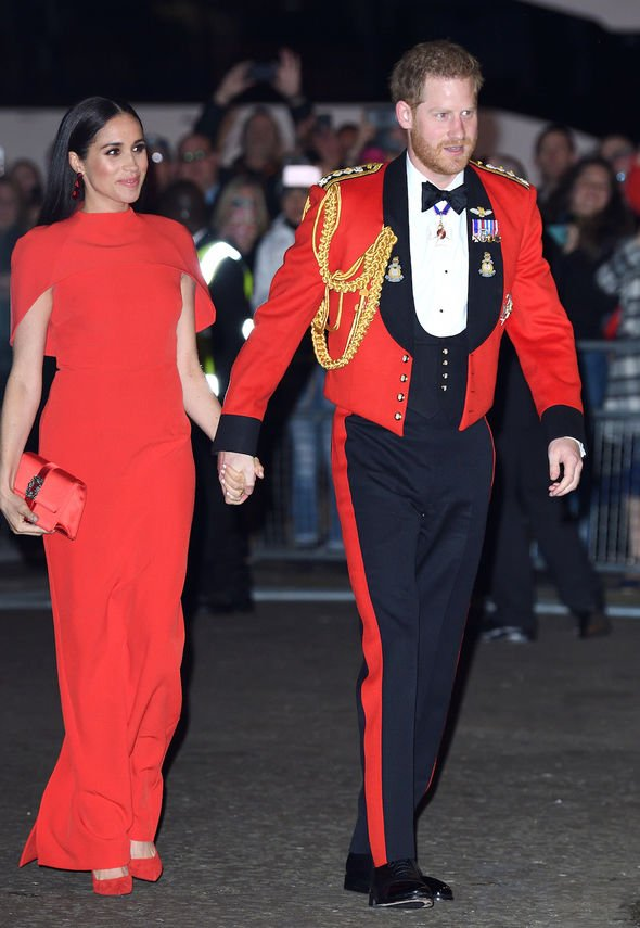 Royal snub
