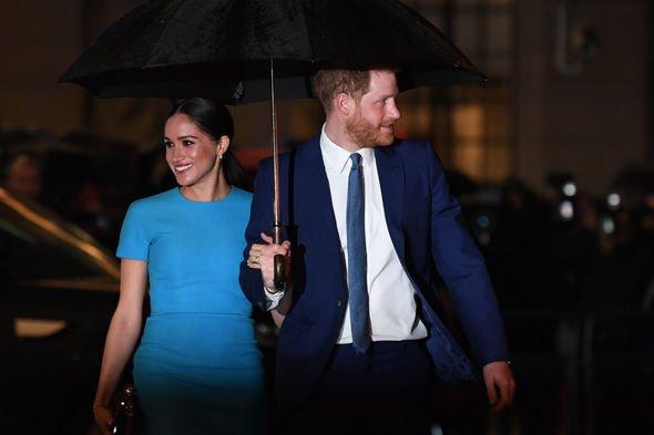 meghan markle prince harry news duke duchess of sussex future