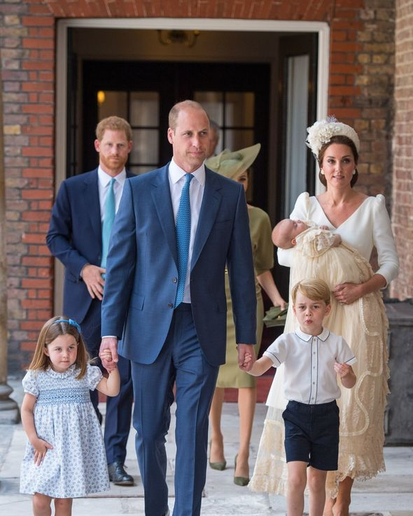 Prince Charles news: Duke and Duchess of Cambridge and their children