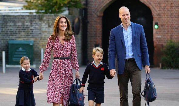 prince george news kate middleton video david attenborough royal news