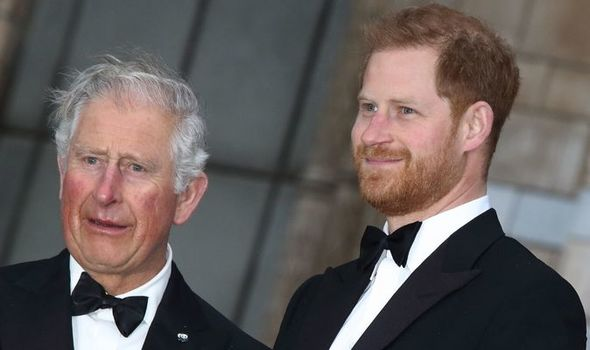 Prince Harry heartbreak: Prince Charles and Harry