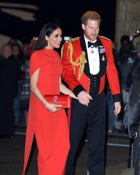 Prince Harry news: Meghan Markle and Prince Harry