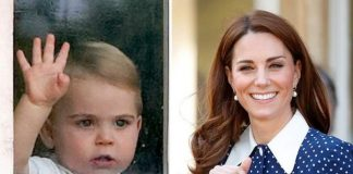 prince louis birthday prince louis age kate middleton duchess of cambridge children