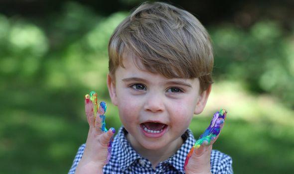 prince louis royal family latest louis birthday