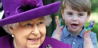 queen elizabeth ii news queen news prince louis birthday royal family latest