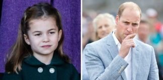 Princess Charlotte; Prince William