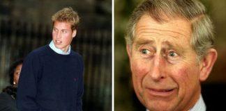 Prince William; Prince Charles