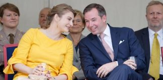 Prince Guillaume, and his wife, Princess Stephanie, welcomed their first child on Sunday morning