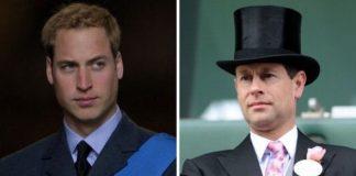 Prince William; Prince Edward