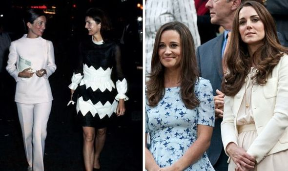 The Bouvier Sisters; The Middleton Sisters