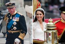 Prince Charles; Kate Middleton and Prince William