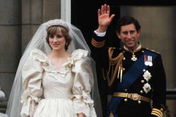 Princess Diana married Prince Charles in 1981 and the couple divorced in 1996