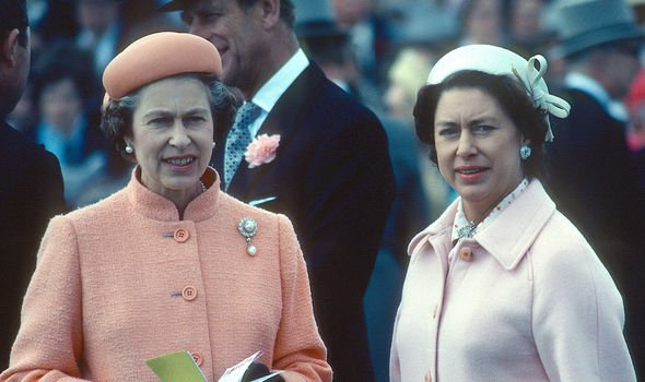 The Queen was reportedly concerned initially about their wedding