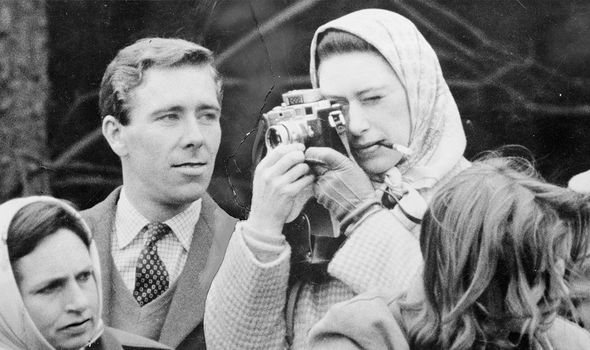 Lord Snowdon and Princess Margaret were famous for their fiery rows throughout their marriage