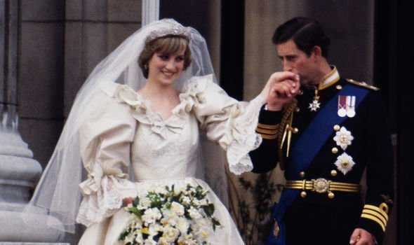Diana and Charles married in a lavish ceremony in 1981