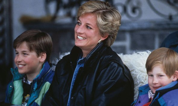 Diana claimed she wanted to be queen of people's hearts