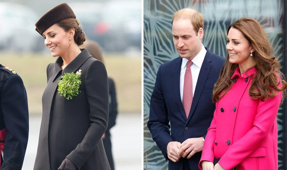 Kate suffered from morning sickness throughout all three of her pregnancies