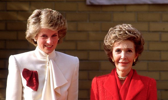 Princess Diana received a great deal of attention during her time in the US