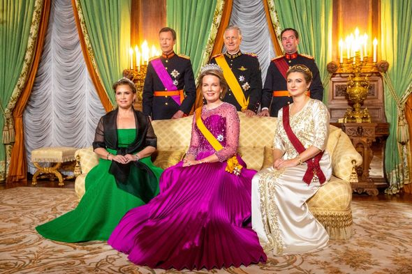 Luxembourg's royal family has a new member