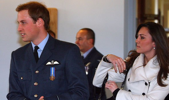 Royal make or break? Kate at the RAF ceremony where William received his wings