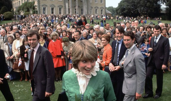 Lady Diana Spencer was thrust into the spotlight when Charles proposed in 1981