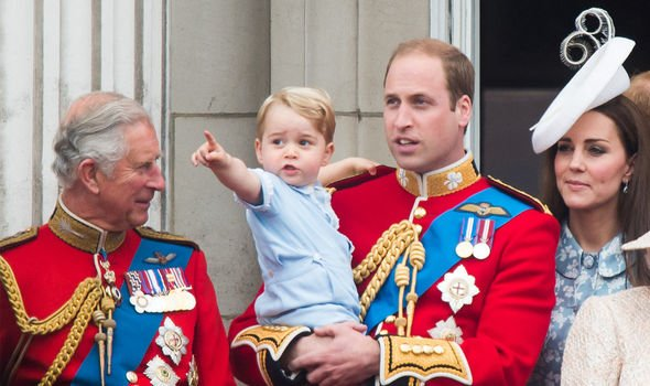 Prince Charles allegedly feels he does not see his grandchildren as much as he would like