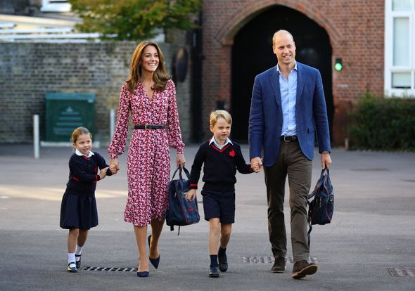 William and Kate have been spending three months of lockdown in their country home in Norfolk