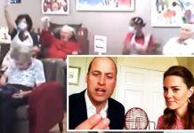 Kate and William host bingo via video call