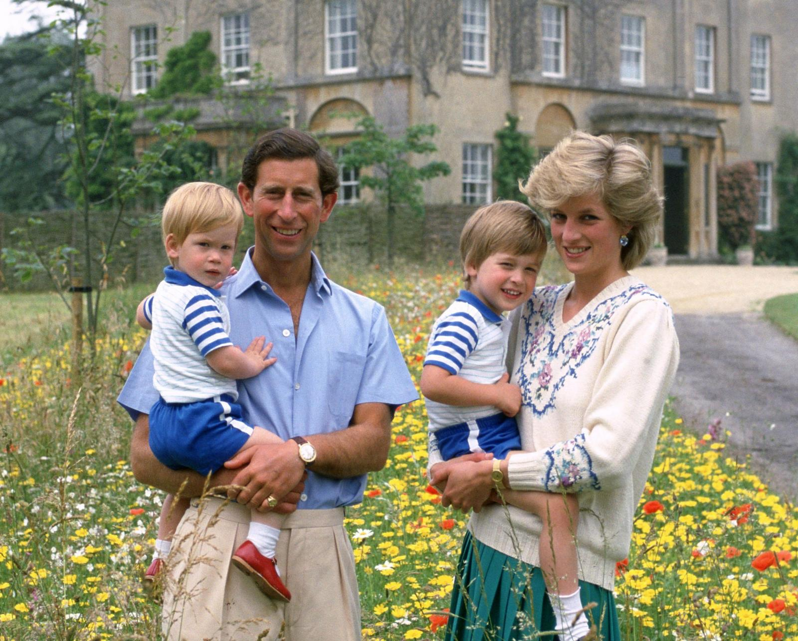 According to interviews with Diana, Prince Charles had always wanted a daughter