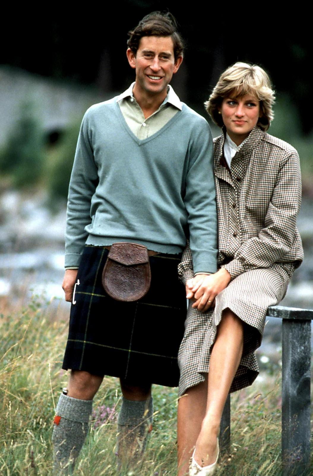 Princess Diana and Prince Charles eventually split in 1995 after 14 years of marriage