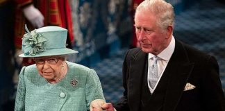 Prince Charles Queen