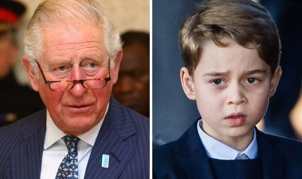 Prince George milestone