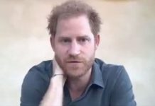 Prince Harry video