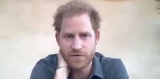 Prince Harry video