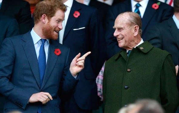 Prince Philip snub