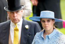Princess Beatrice Prince Andrew