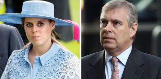 Princess Beatrice snub