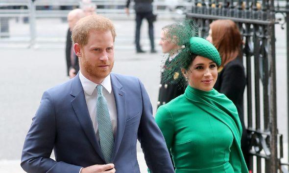 Princess Eugenie snub: Meghan Markle and Prince Harry