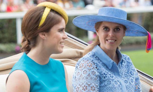 Princess Eugenie snub: Princess Beatrice
