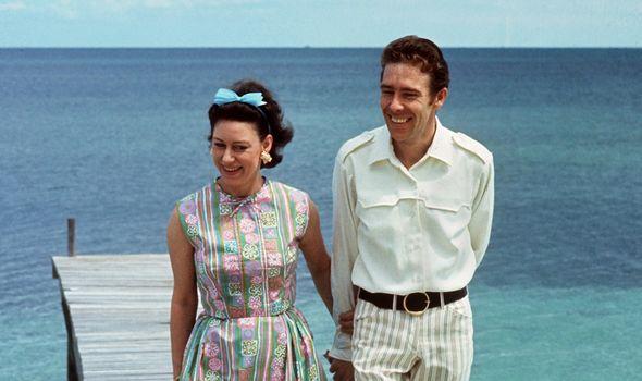 princess Margaret and husband