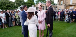 Royal Garden Party Kate Middleton Photo C GETTY IMAGES