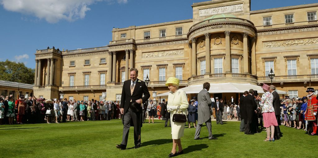 Royal Garden Party photo C GETTY IMAGES
