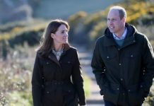 Royal sadness: Kate Middleton and Prince William