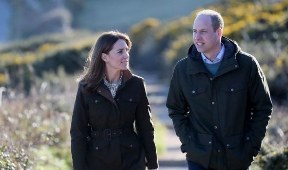 Royal sadness: Kate Middleton and Prince William