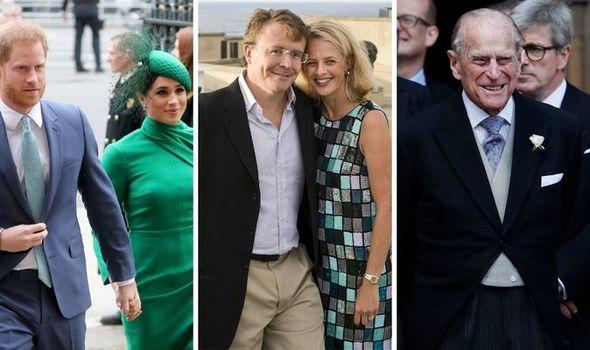 Royal titles: Prince Philip, Meghan Markle