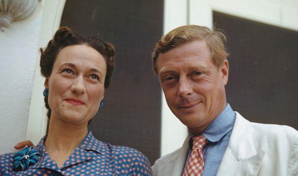 Royal titles: Edward VIII and Wallis Simpson
