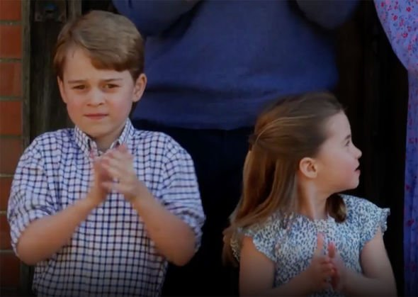 Royal titles Prince George Princess Charlotte Prince Louis