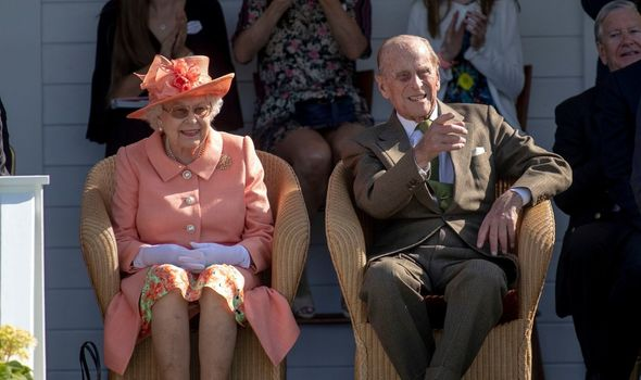 Royal titles: Prince Philip and the Queen