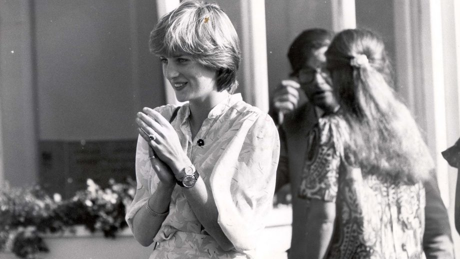 princess diana two watches