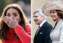 kate middleton carole michael
